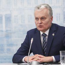 Prezidento vyriausiąja patarėja švietimo, mokslo ir kultūros klausimais taps S. Šulcė