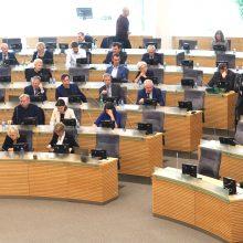 Seimo nariai šiais metais jau panaudojo 85 proc. komandiruotėms skirtų lėšų