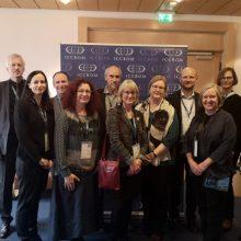 Kultūros viceministrė I. Veliutė dalyvavo ICCROM generalinėje asamblėjoje