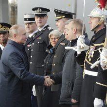"""Paryžiuje prasidėjo """"Normandijos ketverto"""" susitikimas dėl konflikto Rytų Ukrainoje"""