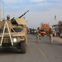 Talibanas iki sausio pabaigos ketina pasirašyti taikos susitarimą su JAV