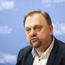 V. Sutkus: prie ministro J. Narkevičiaus susisiekimo sektorius atsigauna