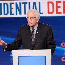 Po kelių nesėkmių B. Sandersas spręs dėl savo kandidatūros į JAV prezidento postą