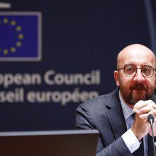 ES paprašė Kinijos leisti nepriklausomiems stebėtojams apsilankyti Sindziange