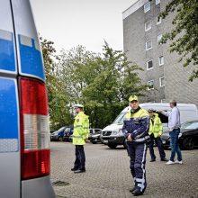 Vokietijoje motina įtariama nužudžiusi penkis savo vaikus