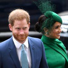 Britų karališkoji šeima pasveikino princą Harry su 36-uoju gimtadieniu