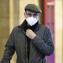 Prancūzijos teismas perduos Ispanijai buvusį baskų teroristinės grupuotės ETA vadovą