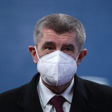 Čekija planuoja dar kartą pratęsti nepaprastąją padėtį