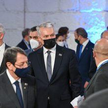G. Nausėda: ES socialinės politikos prioritetai sutampa su gerovės valstybės tikslais