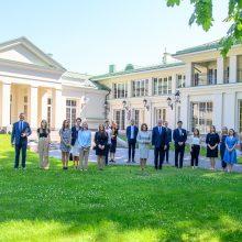 G. Nausėda: Lietuva atvira grįžtantiems veržliems jaunuoliams