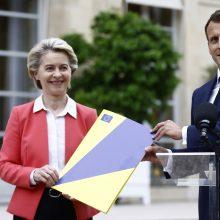 EK patvirtino Prancūzijos ekonomikos atsigavimo planą