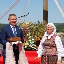 Karmėlavoje paminėtas 500-asis Šv. Onos parapijos įsteigimo jubiliejus