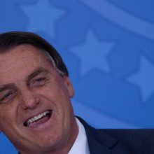J. Bolsonaro: Brazilijai perversmas negresia