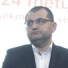 V. Kasiulevičius: laikantis karantino, po kelių savaičių galima sušvelninti draudimus