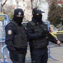 Turkijoje dėl vakarėlio pandemijos metu sulaikyta 11 žmonių