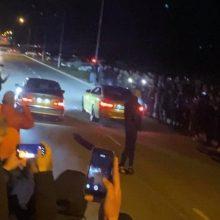 Policija siūlo savivaldybėms numatyti legalias vietas automobilių lenktynėms