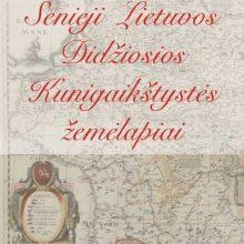 Kauno rajono muziejuje – 33 LDK žemėlapiai