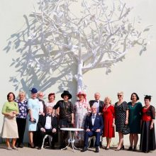 Raudondvario dvare – senjorų draugystės šventė