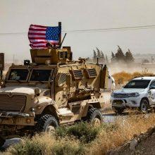 Pentagonas sumažins kontingentus Irake ir Afganistane iki 2,5 tūkst. karių