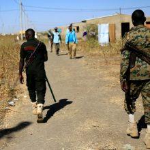 Etiopijoje per išpuolį nužudyta daugiau kaip 100 žmonių