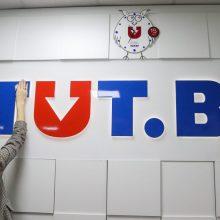 """Nepriklausomo portalo Tut.by įkūrėjo įpėdinė: Baltarusijoje """"niekas nėra saugus"""""""