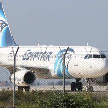 Egiptas: lėktuvą užgrobęs vyras nuteistas kalėti iki gyvos galvos