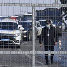 Per autoįvykį žuvo Ukrainos oligarchas F. Špyhas