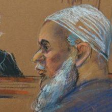 JAV iki gyvos galvos nuteistas O. bin Ladeno padėjėjas