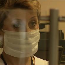 Tėvai skundžiasi sąlygomis vaikų ligoninėje