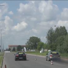 Vairuotojai gatvėse galėjo legaliai viršyti greitį