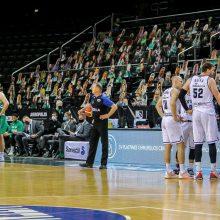 Lietuvos klubų vakcinacija: prioritetinę teisę įgijo tik keturios LKL komandos