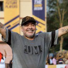 Dopingo tyrimai pasaulio čempionate – paskutinysis pagautas lieka D. Maradona