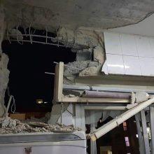 SOHR: per Izraelio aviacijos smūgį Sirijoje žuvo 23 žmonės