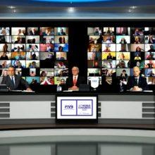 FIVB kongrese – dėmesys tinklinio populiarumui ir teigiamas atsakymas lietuviams