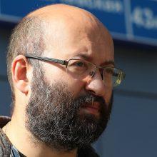 Maskvoje sulaikytas žurnalistas I. Azaras