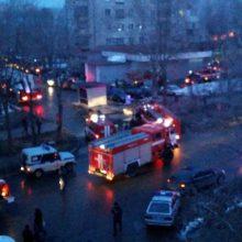 Rusijoje sprogus dujoms daugiabutyje žuvo moteris ir paauglys