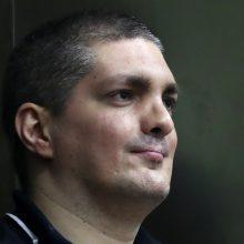 Rusijos prokurorai prašo griežtų įkalinimo bausmių trims jauniems aktyvistams