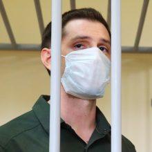 Maskvos teismas nurodė buvusiam JAV jūrų pėstininkui atlikti psichiatrinę ekspertizę