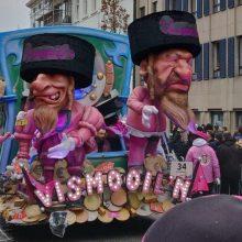 "Belgijos karnavalas po ""antisemitizmo"" skandalo neteko ypatingo UNESCO statuso"