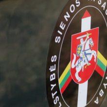 Ukrainiečio pase – suklastoti lenkiški sienos kirtimo spaudai