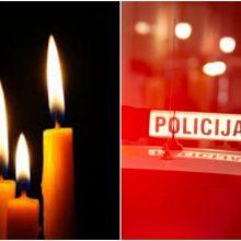 Panevėžio rajone automobilis mirtinai sužalojo vyrą