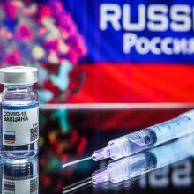 Vokietija abejoja rusiškos vakcinos nuo koronaviruso kokybe ir saugumu