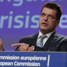 ES pabėgėliams Turkijoje skiria dar 485 mln. eurų