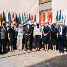 I. Šimonytė: ES vienybė ir mūsų bendros vertybės yra mūsų sėkmės pamatas