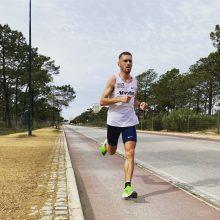 Bėgikas R.Kančys: jau artimiausiu metu planuoju startuoti