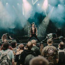 """Anykščiuose praūžė pirmoji festivalio """"Devilstone 2018"""" diena"""