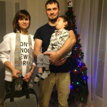 Prašo pagalbos: gyvenimo smūgiai gniuždo neįgalų vaiką auginančią moterį