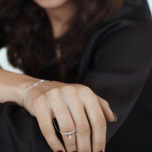 J. Žižė laužo stereotipus apie deimantus