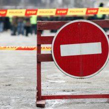 Įspėja: Vilniuje dėl filmavimų kai kur bus ribojamas eismas