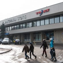 Vilniaus valdžia – autobusų stočiai: arba susitvarkote, arba iškelsime